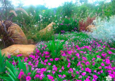 Jardim planetário